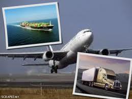 Encomenda Transporte de carga aérea
