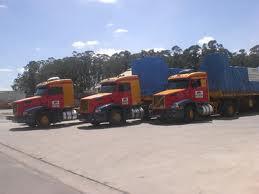 Encomenda Transporte internacional rodoviário