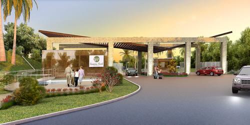 Encomenda Construçao de Riviera Park