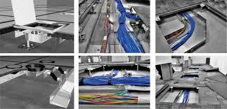 Encomenda Instalações de elétrica modular
