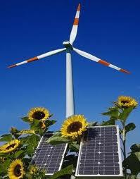 Encomenda Energia renovável