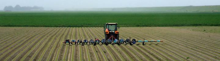 Encomenda Prospecção de Áreas para investidores e agricultores