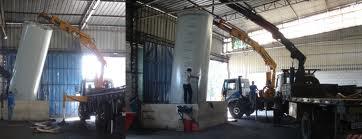 Encomenda Instalação de equipamentos