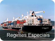 Encomenda Regimes especiais