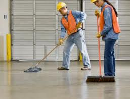 Encomenda Limpeza pos obra