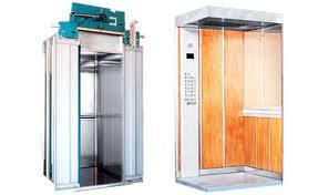 Encomenda Reforma e manutenção de elevadores
