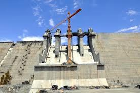 Encomenda Construção de hidrelétrica