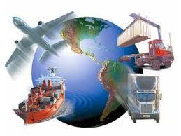 Encomenda Importação e exportação