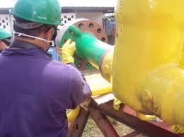 Encomenda Inspeção de Pintura - Petrobras