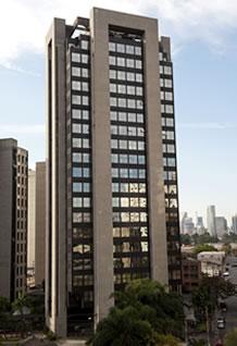 Encomenda Edificio corporate plaza