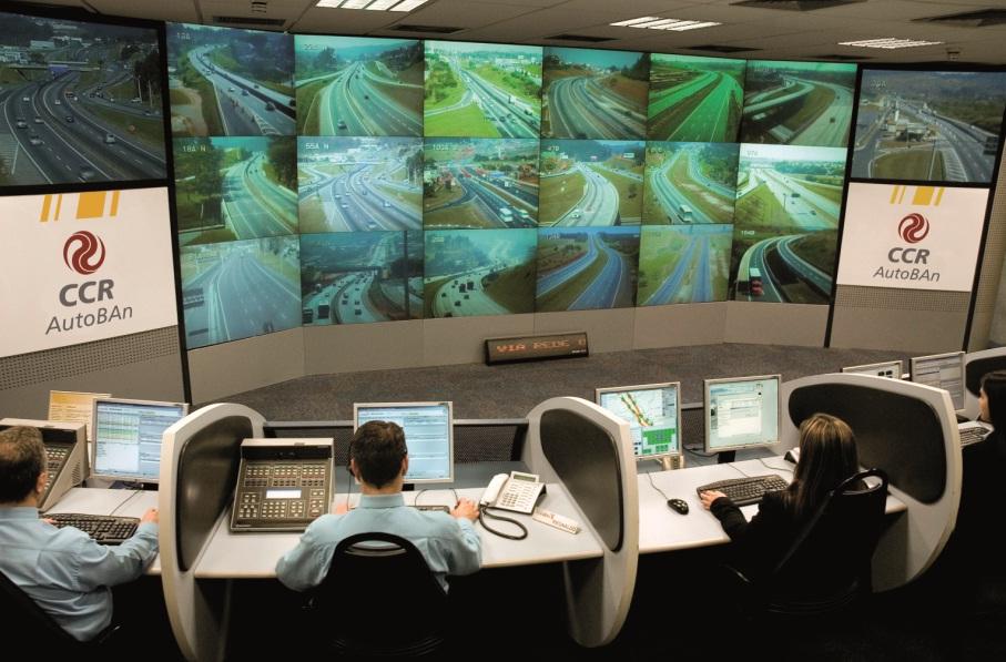 Encomenda Centro de Controle Operacional