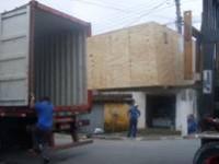 Encomenda Containerizacao