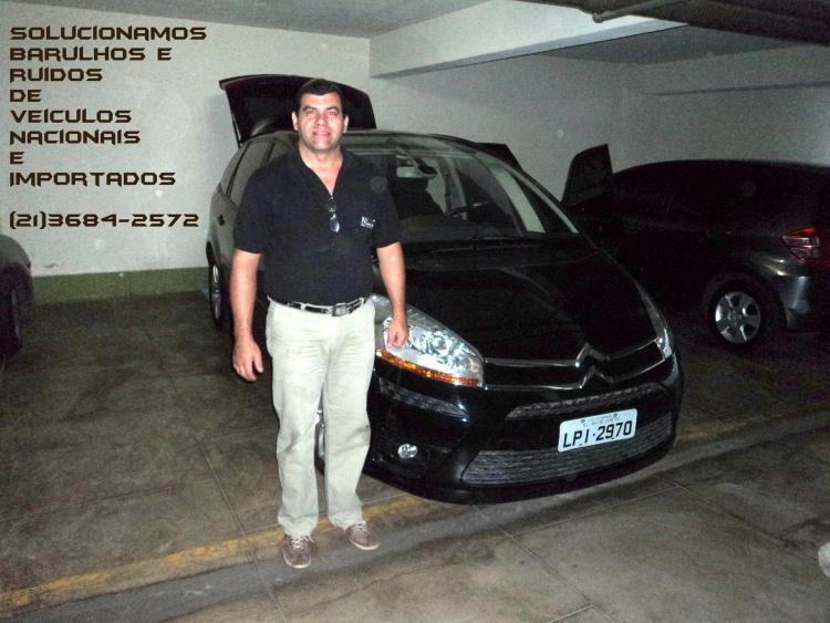 Encomenda Eliminação de ruidos automotivos, Caça Grilos