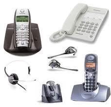 Encomenda Telefonia