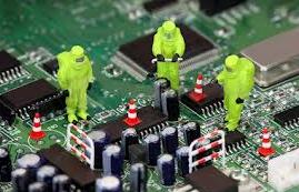Encomenda Reciclagem de lixo eletrônicos