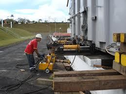 Encomenda Remoção técnica de máquinas e equipamentos
