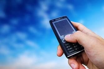 Encomenda Serviços de comunicação via radio