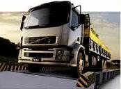 Encomenda Aferição e manutenção em balanças para caminhões
