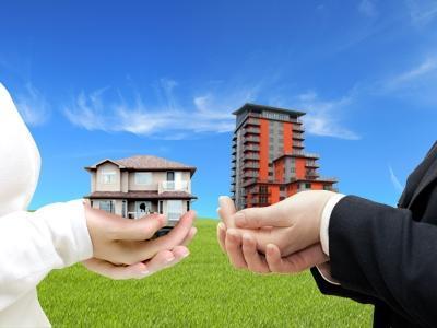Encomenda Serviços imobiliários
