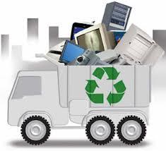 Encomenda Descarte de produtos de Lixo Eletrônico