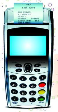 Encomenda Maquinetas de cartão de crédito e débito