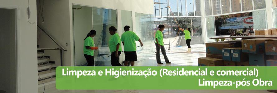 Encomenda Limpeza Residencial