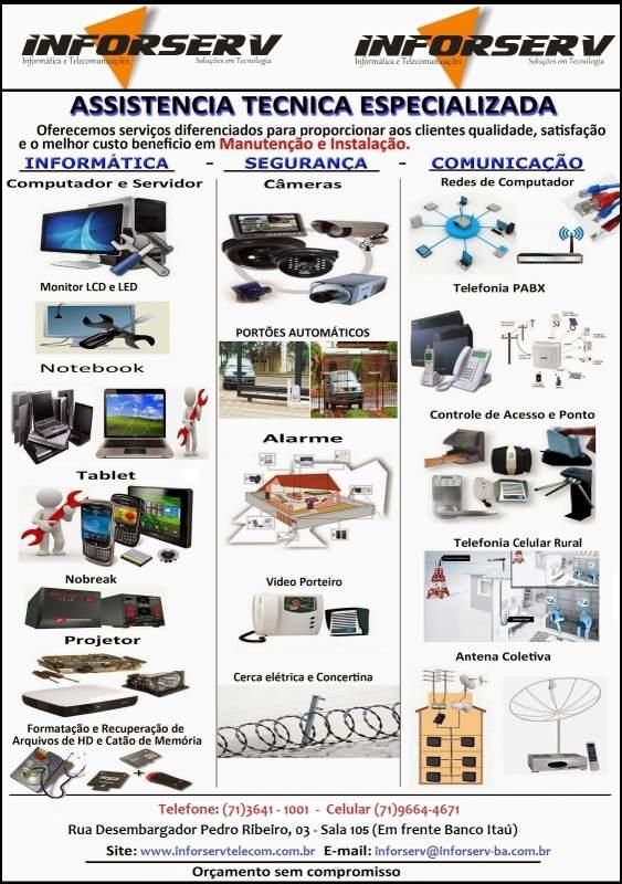 Encomenda Informatica, Telecom, Automação