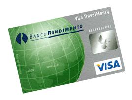 Encomenda Cartão Visa TravelMoney