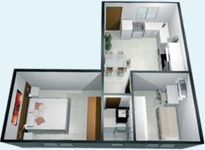 Encomenda Elaboração de projetos de moradias