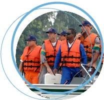 Encomenda Идентификация мест утечки нефтепродуктов в акватории портов (бухт)