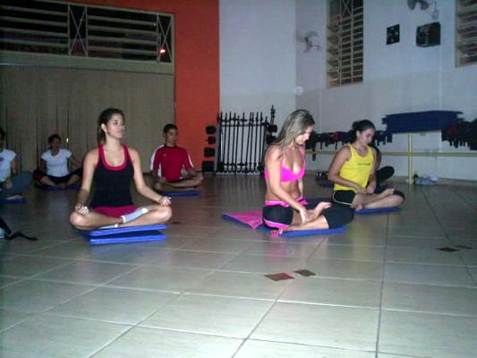 Encomenda Yoga