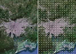 Encomenda Serviços de fotografia na decodificação de imagens de satélite