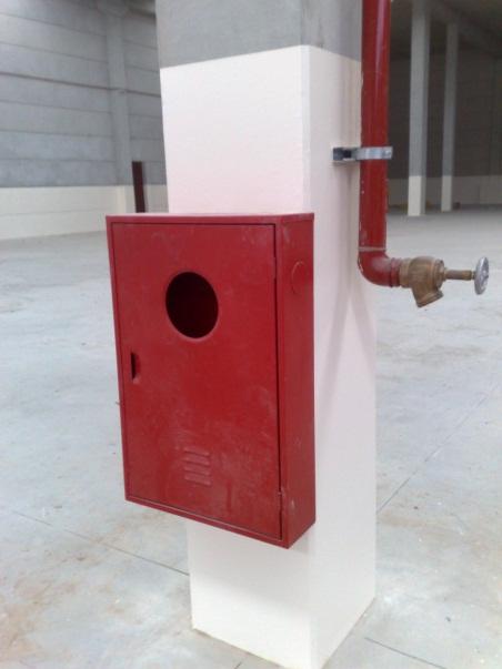 Encomenda Execução de instalação com sprinkler, hidrantes e detecção