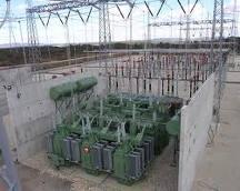 Encomenda A instalação de subestações transformadoras
