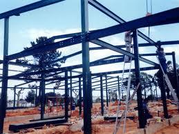 Encomenda Construção e montagem