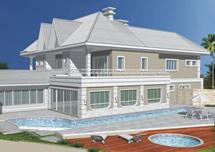 Encomenda Projetos de casas