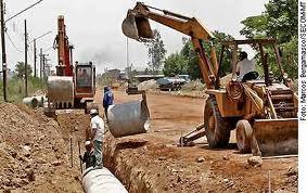 Encomenda Projetos de sistemas de aguas pluviais
