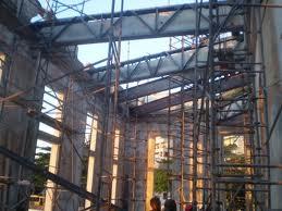 Encomenda Trabalho estrutural