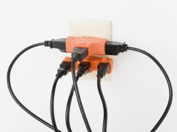 Encomenda Instalação eletricas domésticos