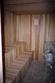 Encomenda Revestimento para sauna seca