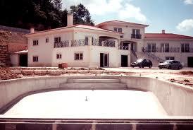 Encomenda Construção de piscinas