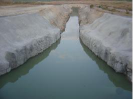Encomenda Irrigação e Drenagem