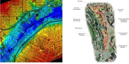 Encomenda Bases Cartográficas para Projetos de Engenharia