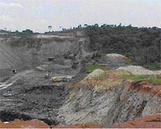 Encomenda Mineração