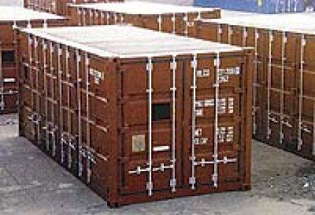 Encomenda Pátio e pórticos p/ movimentação de contêineres (cheios, vazios e refrigerados)