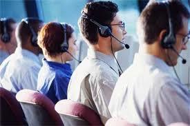 Encomenda Serviços call center