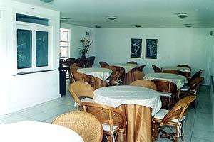 Encomenda O design de interiores de restaurantes