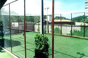 Encomenda Serviços de construção de campos de futebol