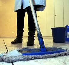 Encomenda Limpeza em geral.