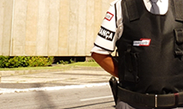 Encomenda Vigilancia armada ou desarmada